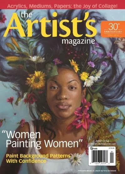 The Artist's Magazine April 2014
