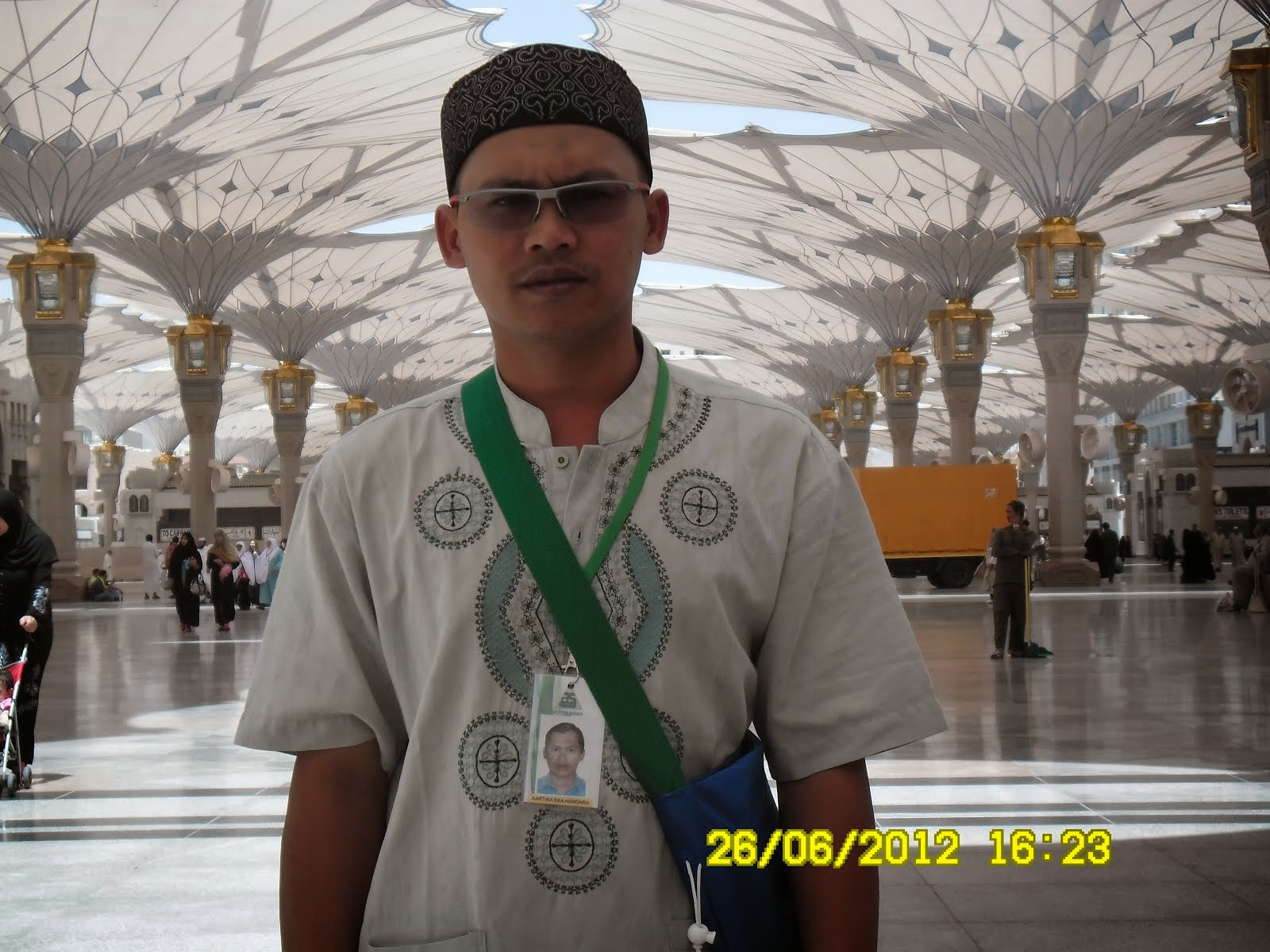 ...di Masjid Nabi