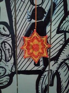 Quer aprender a tecer MANDALAS em fios¿No Espaço Comunidade