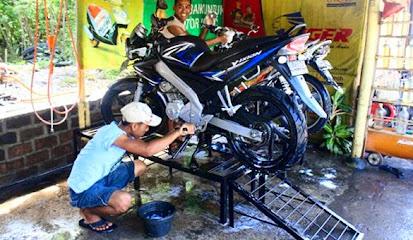 Tips dan Cara Mencuci Kolong Sepeda Motor