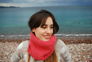 snood cuzco andes drops design carofoliz
