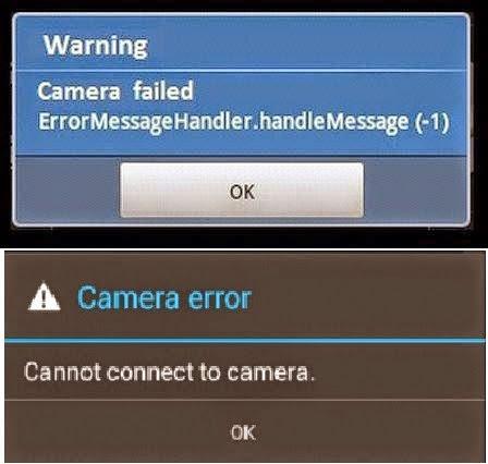 """Cara Mengatasi """"Kamera Gagal"""" di Android"""