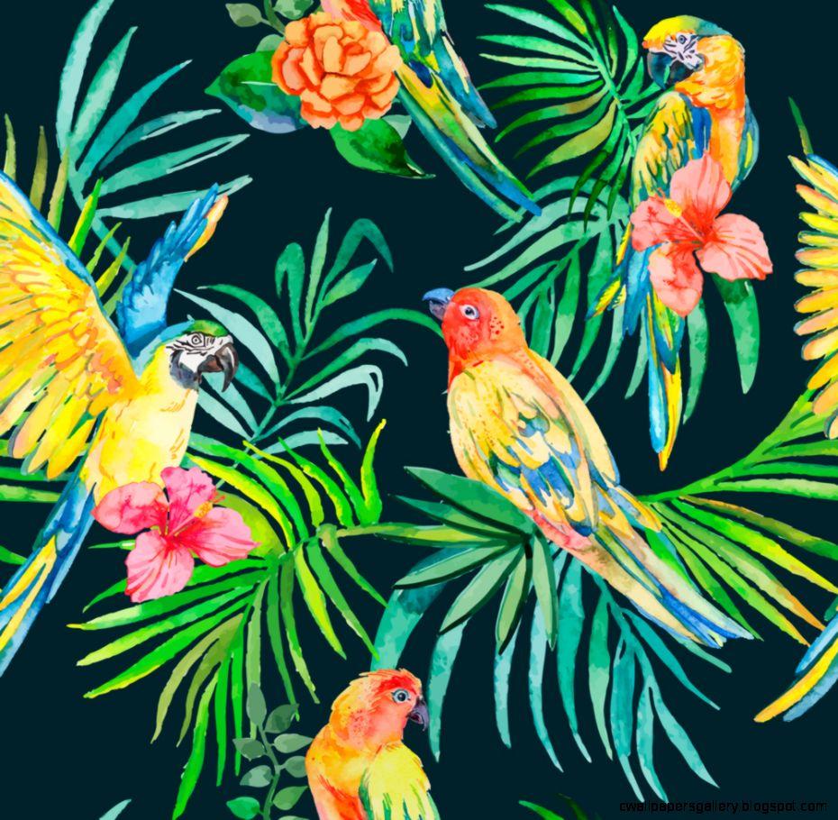 jovoto  Tropical pattern  Artificial Garden  A textile supplier
