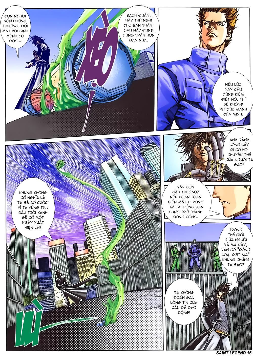 xem truyen moi - BÁT TIÊN ĐẠO - Chapter 50: Aliens Searching United