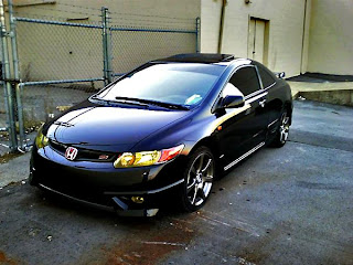 2008 honda civic si for sale in los angeles www. Black Bedroom Furniture Sets. Home Design Ideas