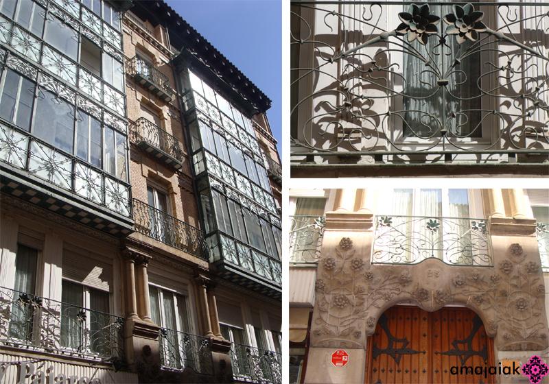 Mi mundo amajaiak modernismo en zaragoza - Arquitectos en zaragoza ...