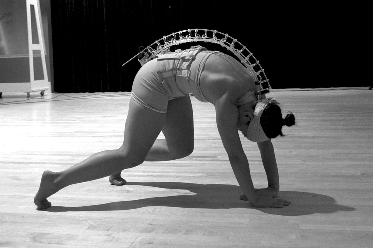 Prosthetic Instruments for Dance and Music | Wearables and Soft ...