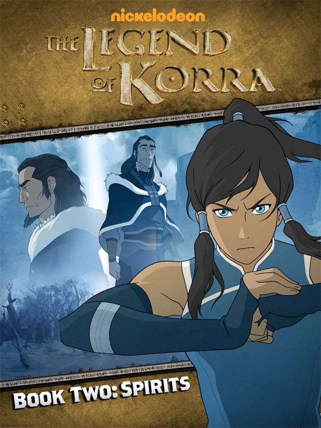 Avatar: A Lenda de Korra 2ª Temporada Torrent – BluRay 720p Dublado (2013)