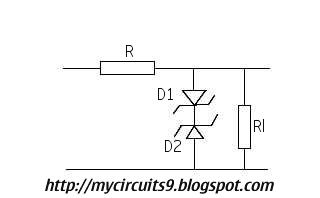 zener clipper circuit