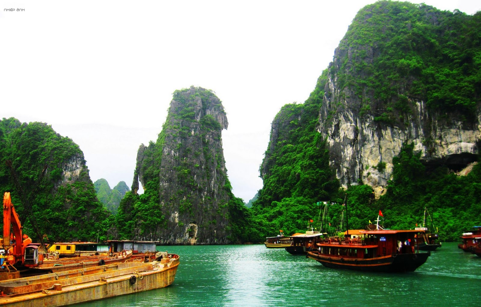 Halong Vietnam  City new picture : ... to Vietnam: The Beauty of Halong Bay a UNESCO heritage site of Vietnam