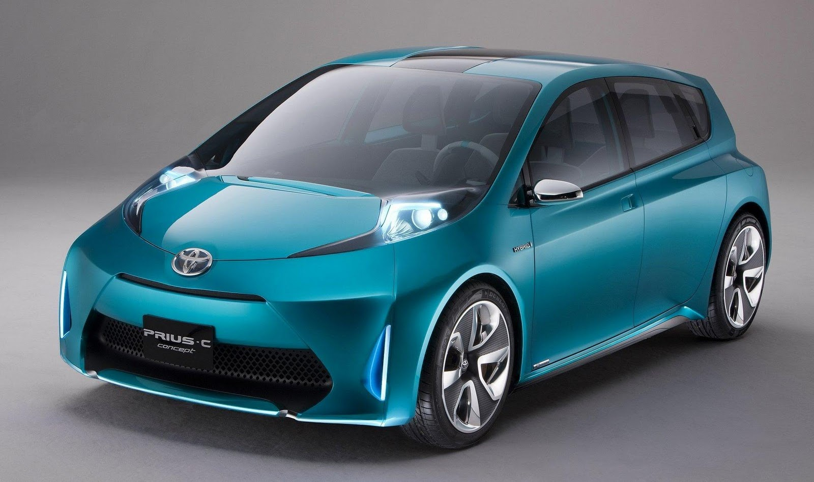 Forthcoming Toyota Prius C Aqua Sub Compact Hybrid To Exceed 70mpg