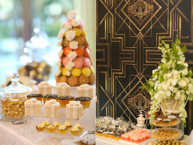 Great Gatsby Themed Wedding Ideas