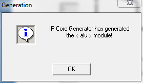 IP core message