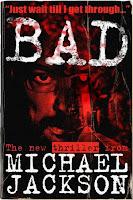 capa de Bad, por Michael Jackson