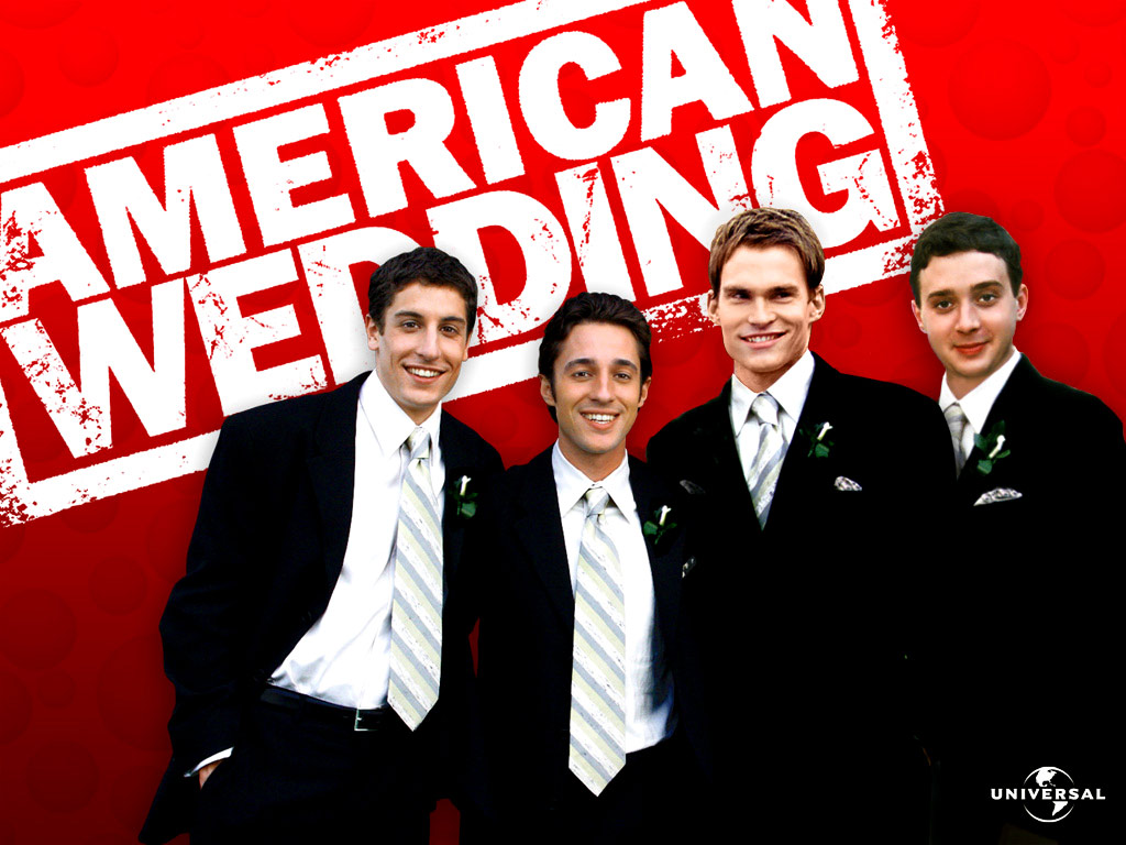 american weddingAmerican Wedding