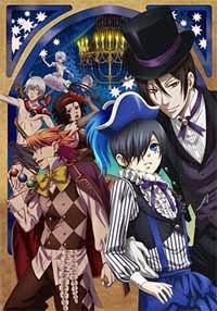 Ver online descargar Kuroshitsuji: Book of Circus Sub Español