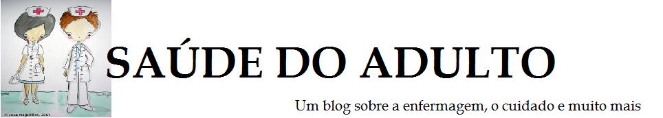 SAÚDE DO ADULTO