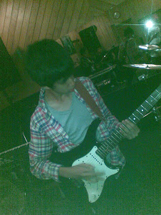 Gitaris Band STAKATO (2008-2009)