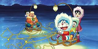 Doraemon Buz Devri Macerası
