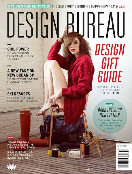 DESIGN BUREAU cover shoot photographer Heather Talbert and stylist Jessica Moazam