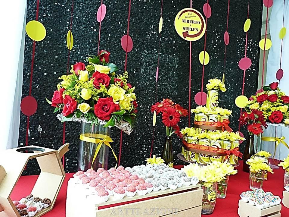 decoracao boteco chic:Para conhecer mais a Chá Bar Eventos acesse o site www.chabareventos