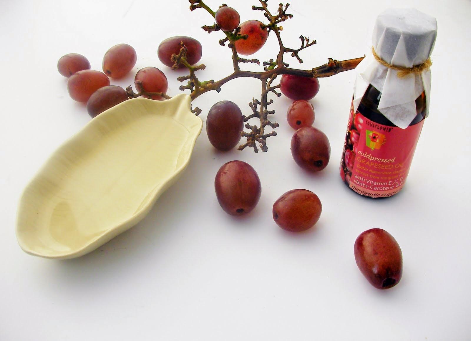 üzüm çekirdeği yağı faydaları, cilt bakımı, közmetik ürünler, doğal kozmetik ürünler, doğal yağlar, faydalı yağlar