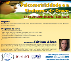 Curso Psicomotricidade e a Síndrome de Down