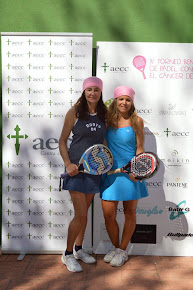 Fotografias del IV Torneo Benéfico del Pádel contra el cáncer de mama