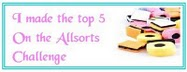 I Made Top 5 on the Allsorts