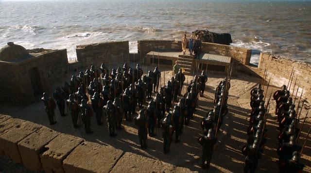 Daenerys y los inmaculados - juego de Tronos en los siete reinos