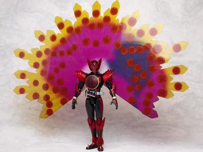 S.H.Figuarts Kamen Rider OOO Tajadol Combo