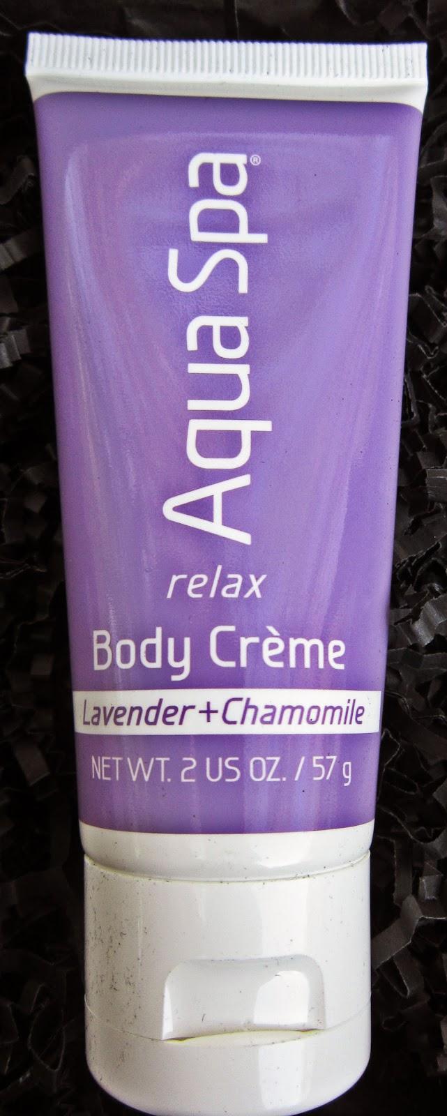 Aqua Spa Relax Body Creme