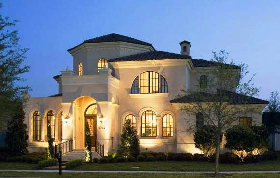 Image gallery mediterranean house for Mediterranean house style characteristics