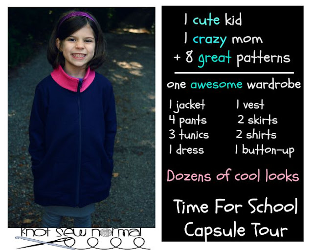 time for school capsule