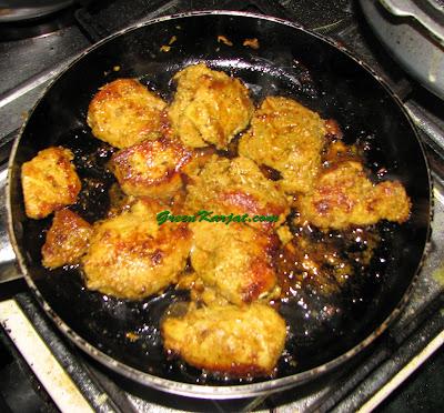 Zorabian Malai Kababs cooking