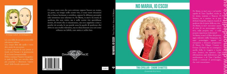 """ILLUSTRAZIONE per """"NO MARIA, IO ESCO!"""""""