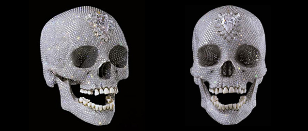 CALAVERAS DIAMANTES!!