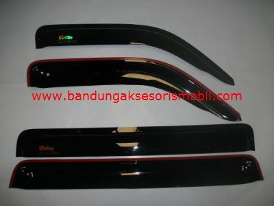 Talang Air Gran Max Sport Mugen Depan Belakang