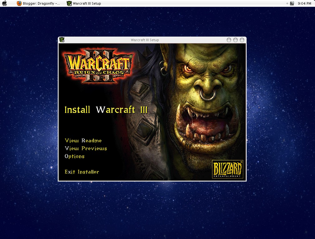 Хочу эту игру!2014 warcraft vs starcraft 09 beta