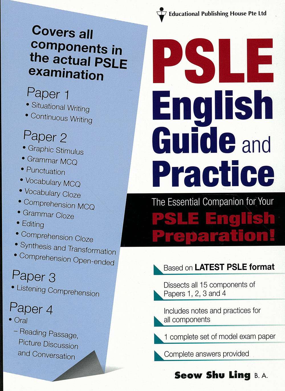 Psle english paper format    College paper Academic Service Kids  R  Simple