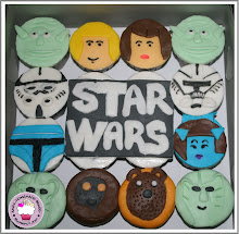 Star Wars Theme fondant