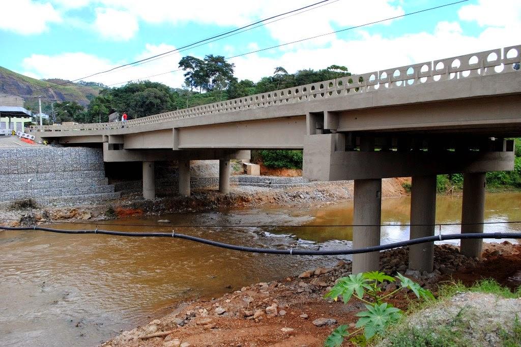 Ponte da RJ 116 em Bom Jardim 1