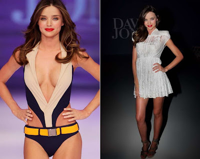 Miranda Kerr sexy fashion show in Sydney