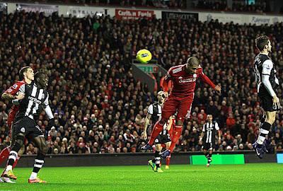 Liverpool 3 - 1 Newcastle United (3)