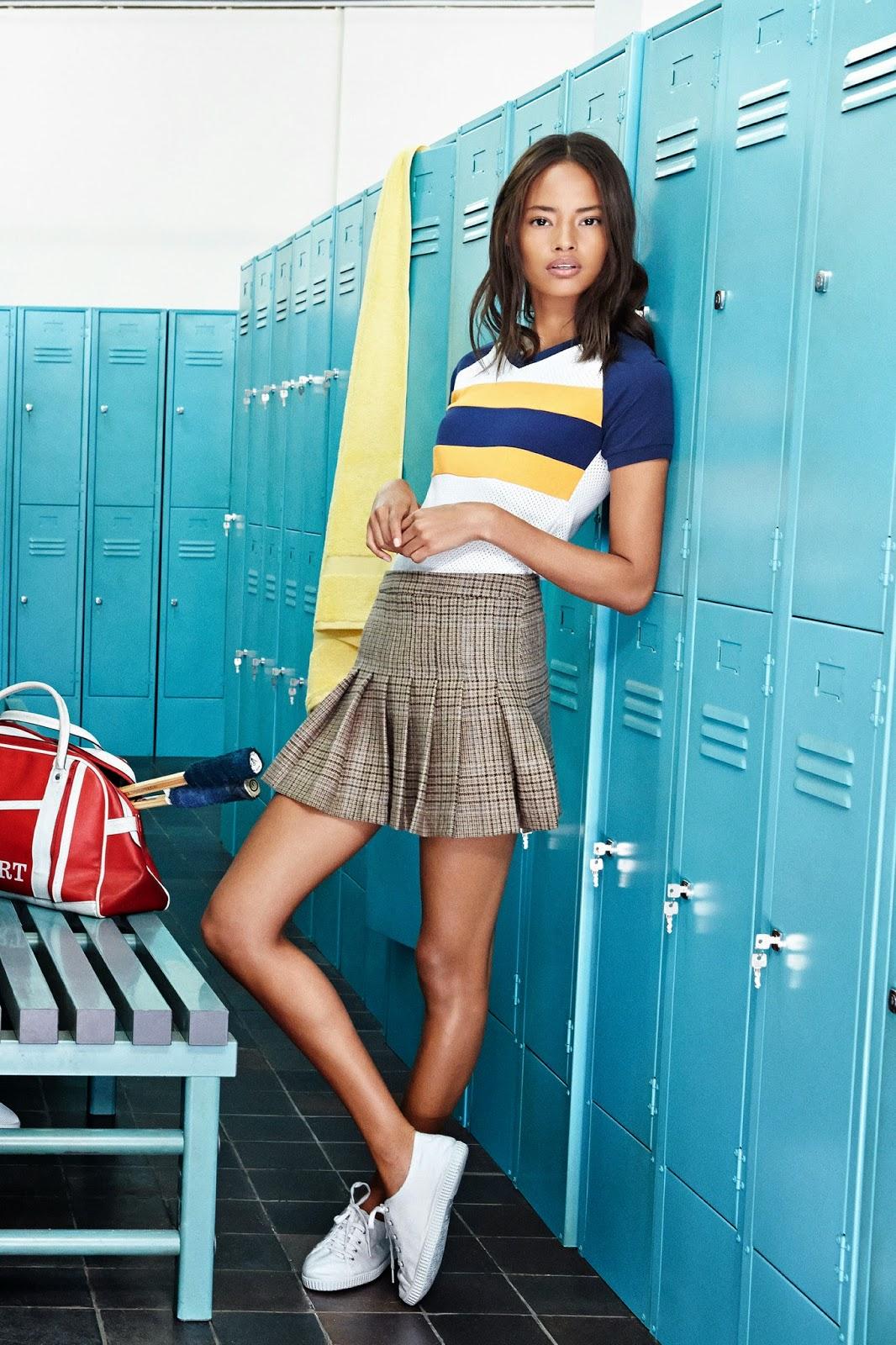 Campaña AW14/15 Zara Trafa, Sporty chic, Street Style, Cool