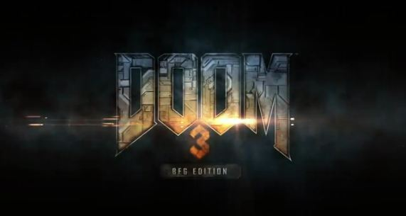 doom 3 bdg edition logo