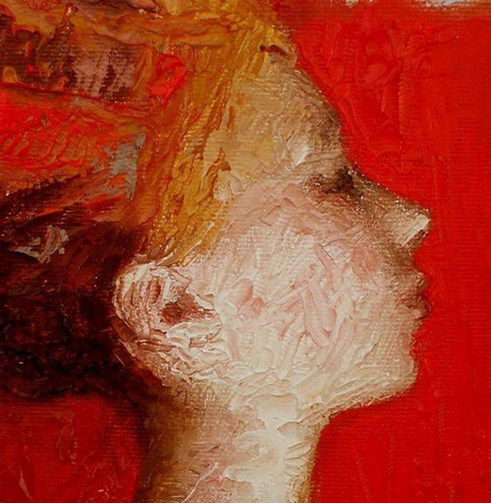 Hugo Urlacher 1958 | Argentine Portrait painter