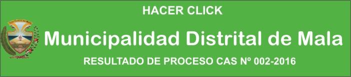 MDM: RESULTADO DE EVALUACIÓN CURRICULAR Nº 02