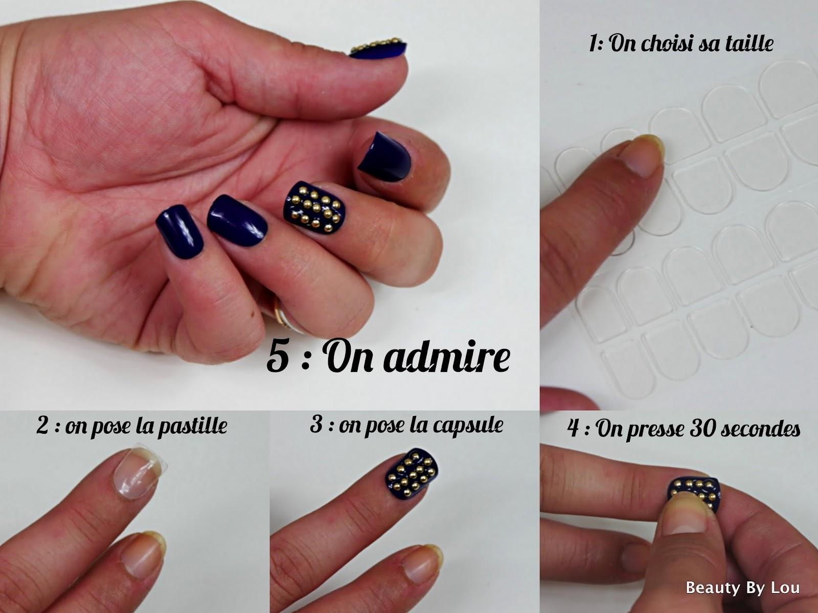 faux ongles monoprix