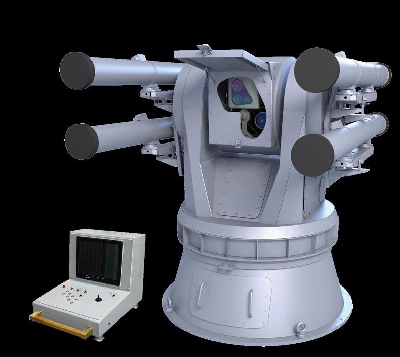 Комплекс морського ракетного керованого озброєння «Бар'єр-ВК»